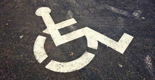 Legge 104 parcheggio gratis disabili