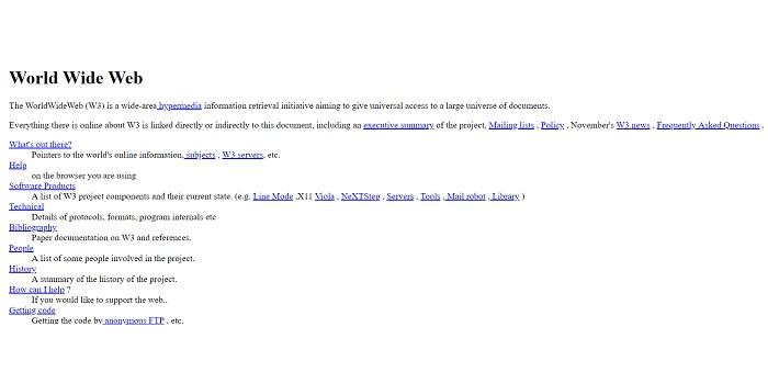 30 anni web Tim Berners Lee