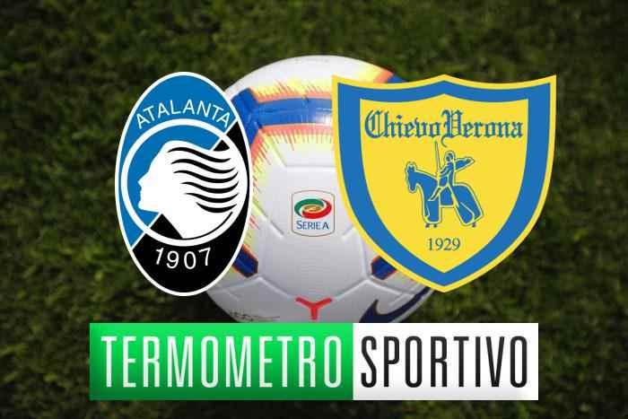 Atalanta-Chievo Verona probabili formazioni, quote e pronostico