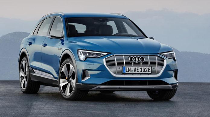 Audi e-tron 2019: prezzo, autonomia e interni dell'auto elettrica