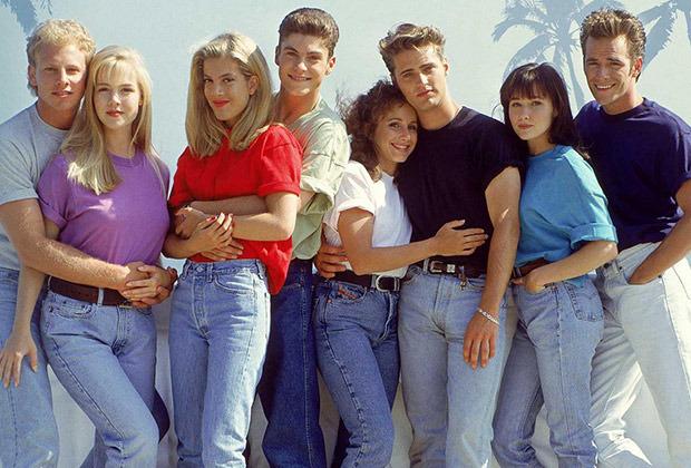 Beverly Hills 90210, trama, cast e anticipazioni puntate. Quando inizia