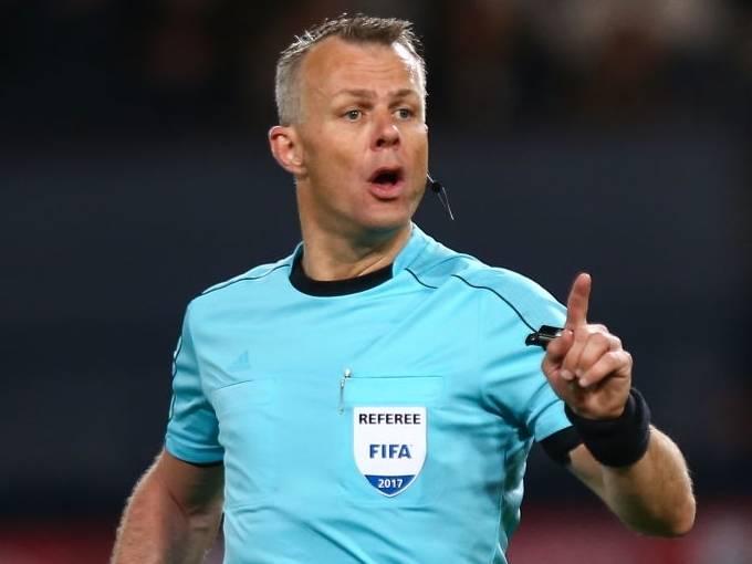 Bjorn Kuipers: chi è l'arbitro di Juventus-Atletico Madrid. Il patrimonio