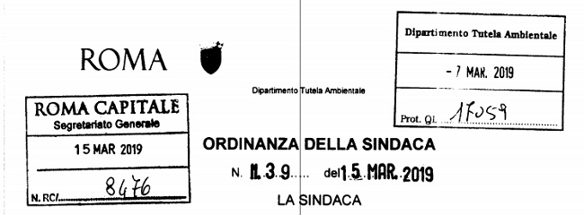 Blocco auto Roma 24 marzo 2019 orari e deroghe domenica ecolologica