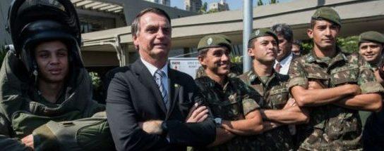 Brasile ultime notizie: Bolsonaro ordina di commemorare il golpe del 1964