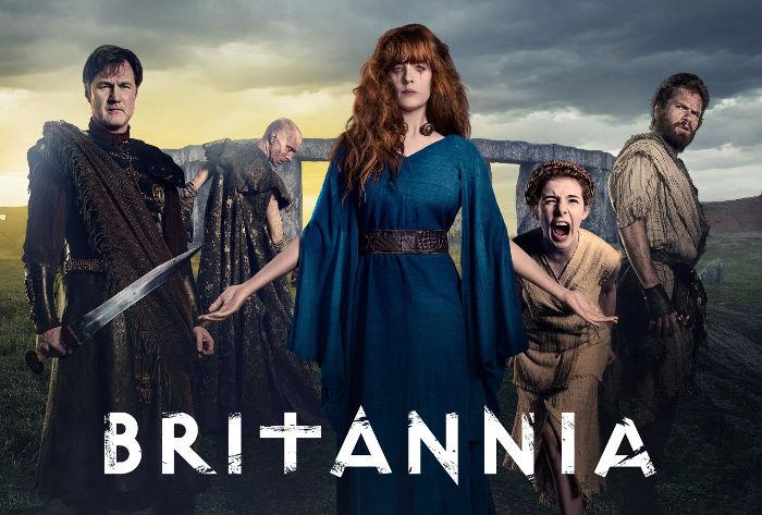 Britannia: cast, trama e anticipazioni puntate. Serie tv su Rai 4