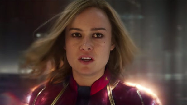 Captain Marvel il primo film dell'Universo cinematografico Marvel senza Stan Lee