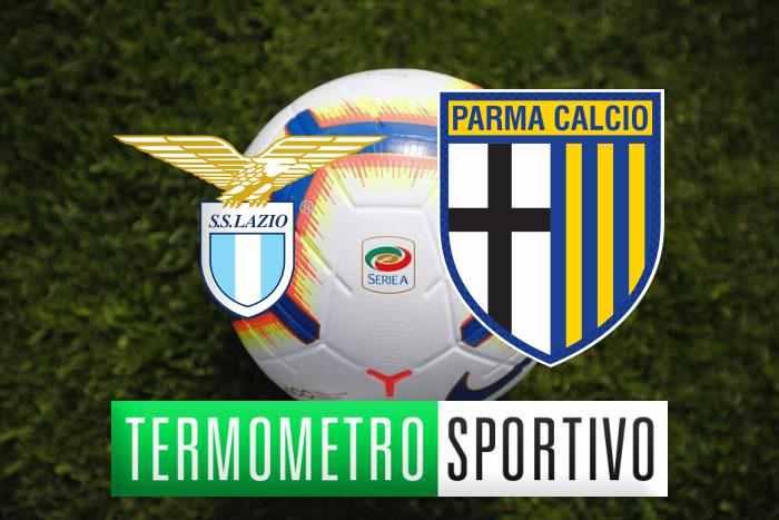 Diretta Lazio-Parma streaming, quote e probabili formazioni