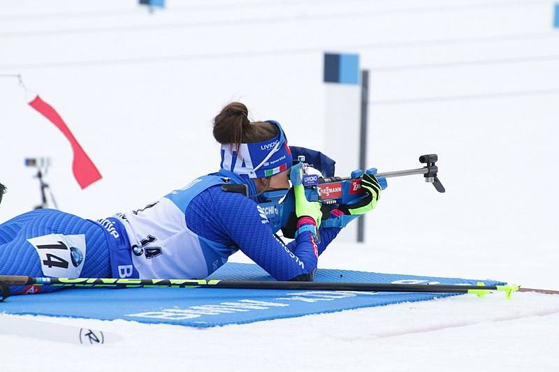 Dorothea Wierer nella storia. E' la nuova campionessa del mondo di biathlon