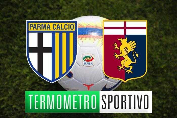 Dove vedere Parma-Genoa in diretta streaming o in TV