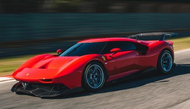 Ferrari prototipo 2019 P80/C: motore, velocità e immagini. Quanto costa