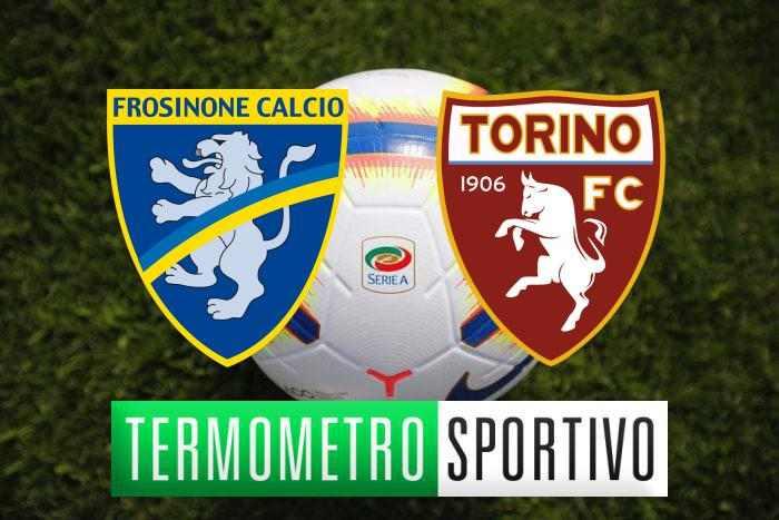 Frosinone-Torino probabili formazioni, quote, diretta tv e streaming