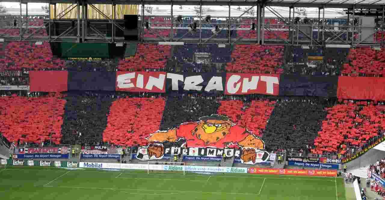 Le aquile di Francoforte continuano a volare. L'Eintracht stupisce ancora