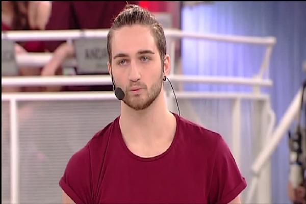 Luca Favilla a Ballando con le stelle 2019 vita privata ed età del ballerino