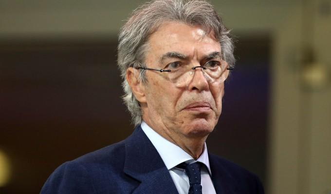 """Moratti contro la demolizione di San Siro: """"E' un pezzo di storia"""""""