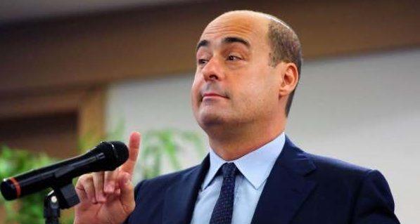 sondaggi elettorali, Quanto guadagna Nicola Zingaretti alla regione e stipendio segretario Pd