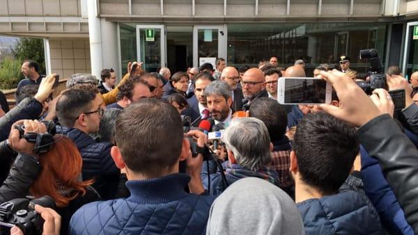 """Roberto Fico incontra gli studenti all'Unisa: """"Università luoghi centrali"""""""