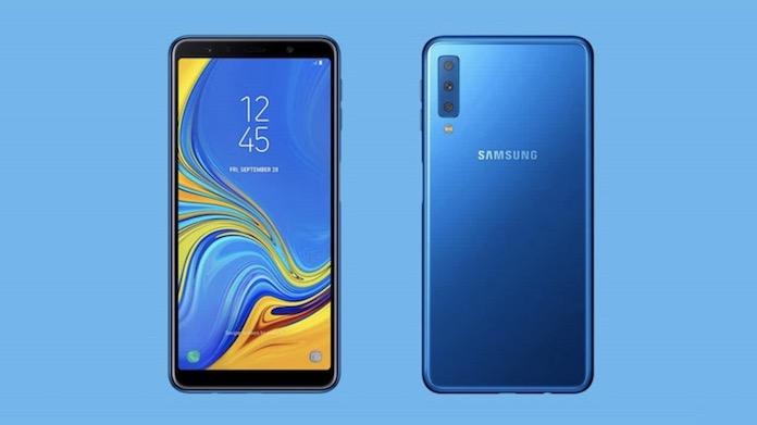 Samsung Galaxy A40: prezzo, uscita in Italia e scheda tecnica. I colori