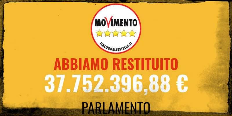 Spese parlamentari M5S: rimborsi Taxi, ricariche e alberghi. Le cifre