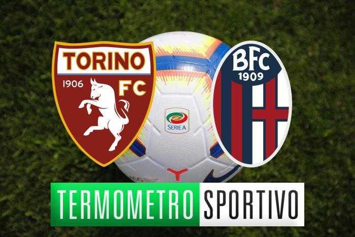 Torino-Bologna diretta streaming, formazioni e cronaca in tempo reale