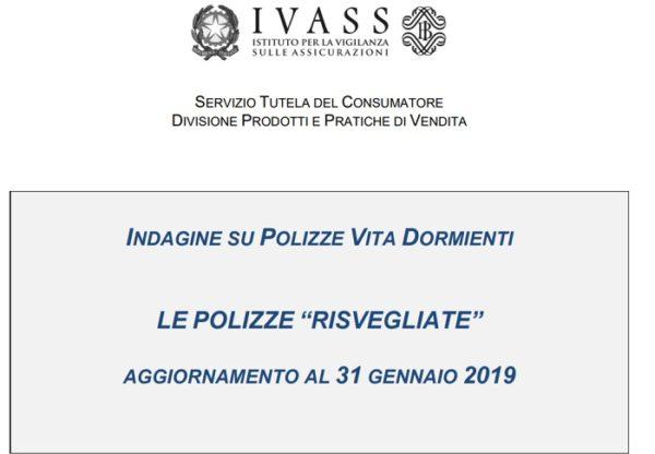 Polizze dormienti Ivass