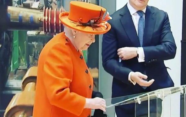 Regina Elisabetta II Instagram