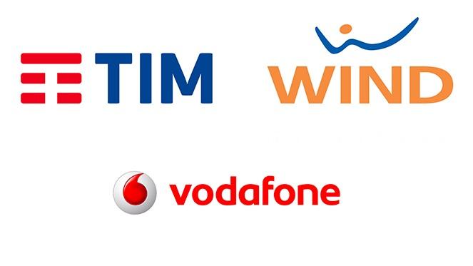 Tim Wind e Vodafone offerte mobile aprile 2019