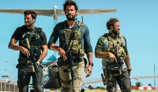 13 Hours: The Secret Soldiers Of Benghazi: trama e cast del film su Italia 1