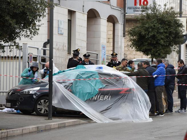 Cagnano Varano carabiniere ucciso in piazza. Chi era il maresciallo