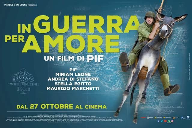 In guerra per amore: trama, cast e curiosità del film in tv su Rai 3