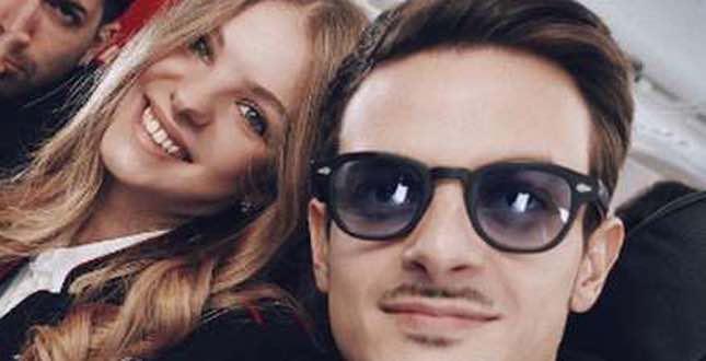 Karina Bezhenar: lavora per Forza Italia, chi è la fidanzata di Rovazzi