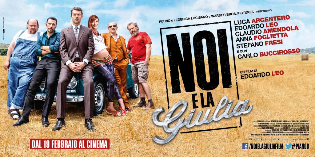 Noi e la Giulia: trama, cast e curiosità del film stasera su Canale 5
