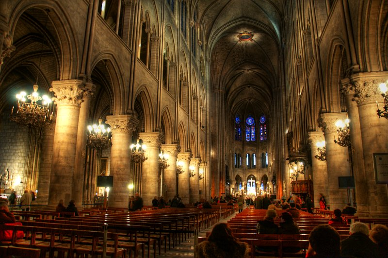 Opere d'arte Notre Dame de Paris, quali sono quelle messe al sicuro