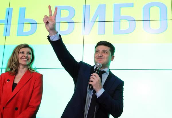 Risultati elezioni Ucraina 2019: avanti Zelenskiy, ballottaggio il 21 aprile