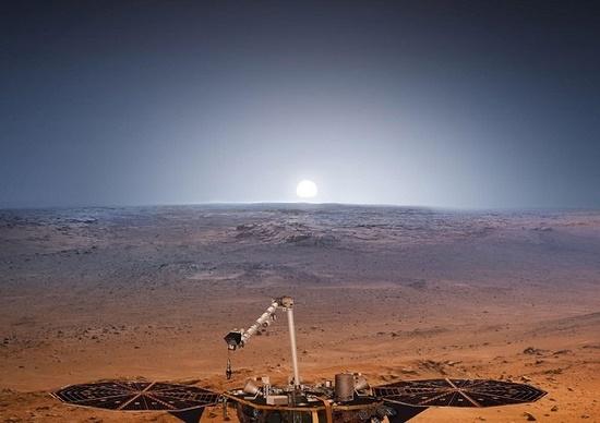 Terremoto Marte segnalato da InSight, cosa è successo e ipotesi