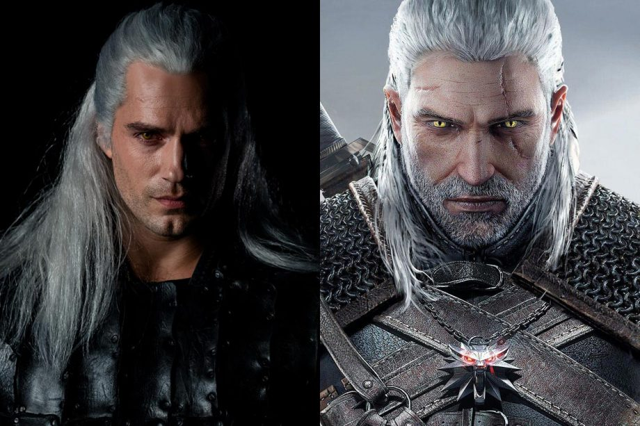 The Witcher Serie Stream