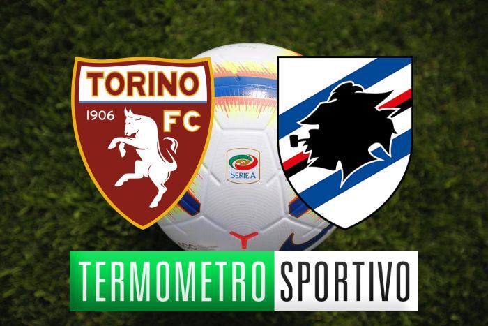 scarpe da corsa vendita calda pacchetto alla moda e attraente Torino-Sampdoria: dove vederla, formazioni e orario. Le quote