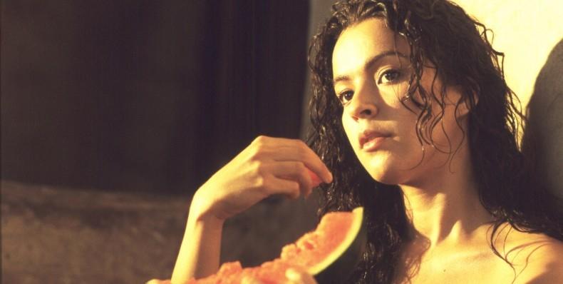 Verónica Sánchez de Il molo rosso, chi è, filmografia e biografia