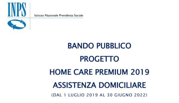 Legge 104: bonus Inps Home care premium 2019, come avere 1050 euro
