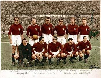 4 Maggio 1949 quando un colle si prese gli eroi del Grande Torino
