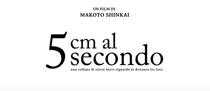 5 cm al secondo trama, cast e curiosità del film al cinema