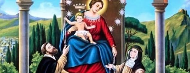 8 maggio 2019: festa e Supplica alla Madonna di Pompei. La tradizione