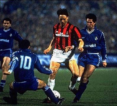 9 Maggio 1993: l'ultimo gol in carriera di Marco Van Basten
