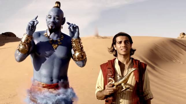 Aladdin trama, cast e curiosità. Quando esce il film Disney