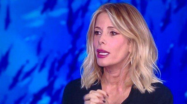 Alessia Marcuzzi a Che tempo che fa: carriera e biografia. Chi è