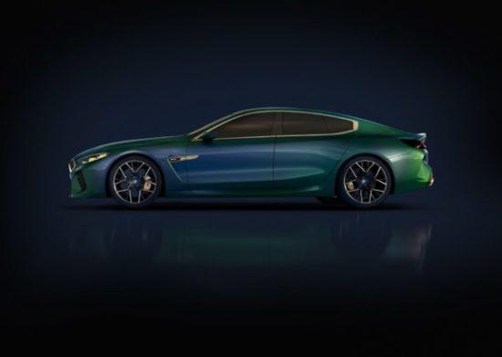 BMW Serie 8 Gran Coupè: prezzo, uscita e anticipazioni. Il teaser