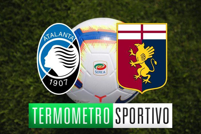 Dove vedere Atalanta-Genoa in diretta streaming o tv (no Rojadirecta)