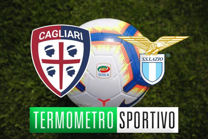 Dove vedere Cagliari-Lazio in diretta streaming o tv (no Rojadirecta)