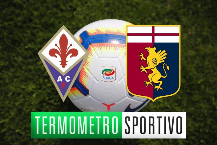 Dove vedere Fiorentina-Genoa in diretta streaming o in tv