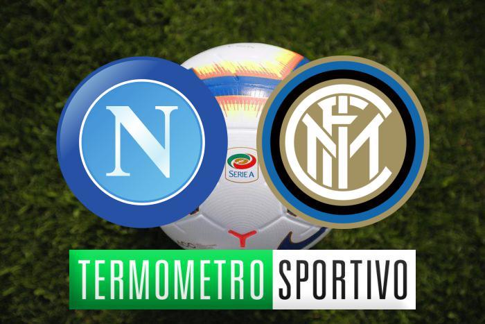 Dove vedere Napoli-Inter in diretta streaming o tv