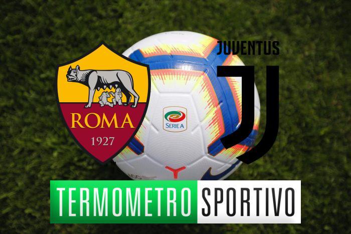 Dove vedere Roma-Juventus in diretta streaming o tv (no Rojadirecta)